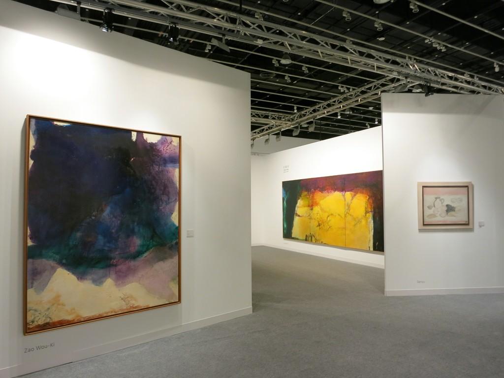 Tina Keng Gallery at Abu Dhabi Art 2013   Tina Keng Gallery