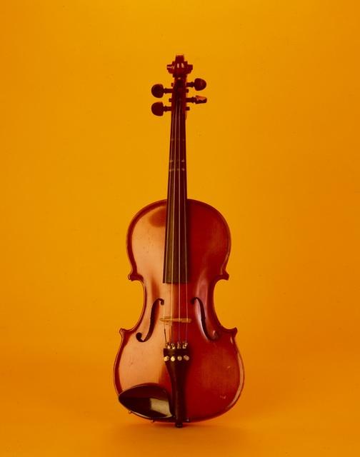 , 'Violin,' 2007, Janet Borden, Inc.