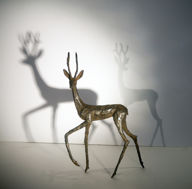 , 'Chevreuil,' 2017, Galerie Geraldine Banier