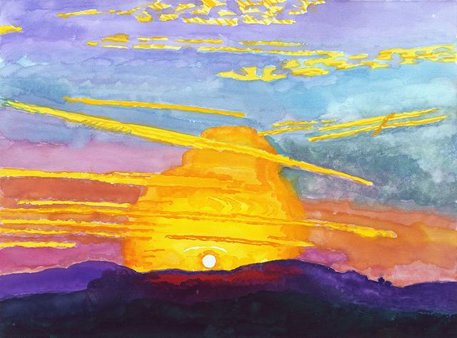 , 'Sarageto V August,' 2008, New York Studio School