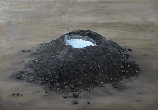 , 'Crater,' 2017, Sundaram Tagore Gallery