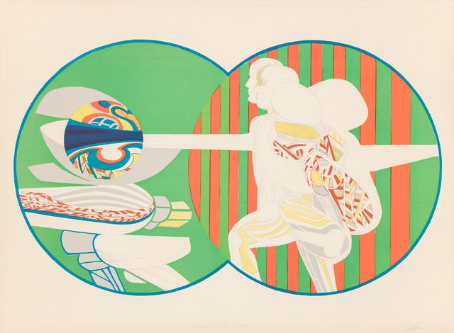 Arnold Belkin, 'Heart of the World', 1969, Heritage Auctions