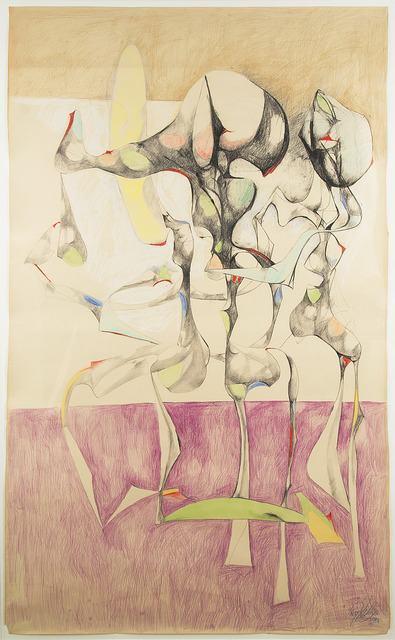 , 'Untitled,' 1958, Francis M. Naumann Fine Art