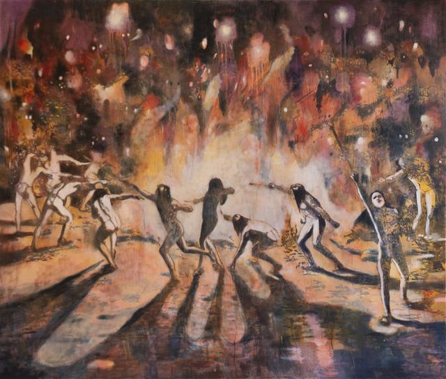 , 'Der Feuerbringer,' 2018, GALERIE VON&VON