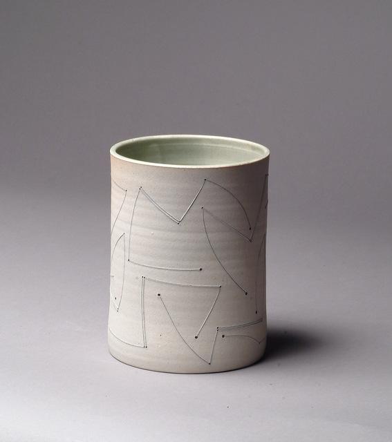 Gustavo Pérez, 'Vase GP', 2008, Sculpture, Porcelain, Galerie Capazza