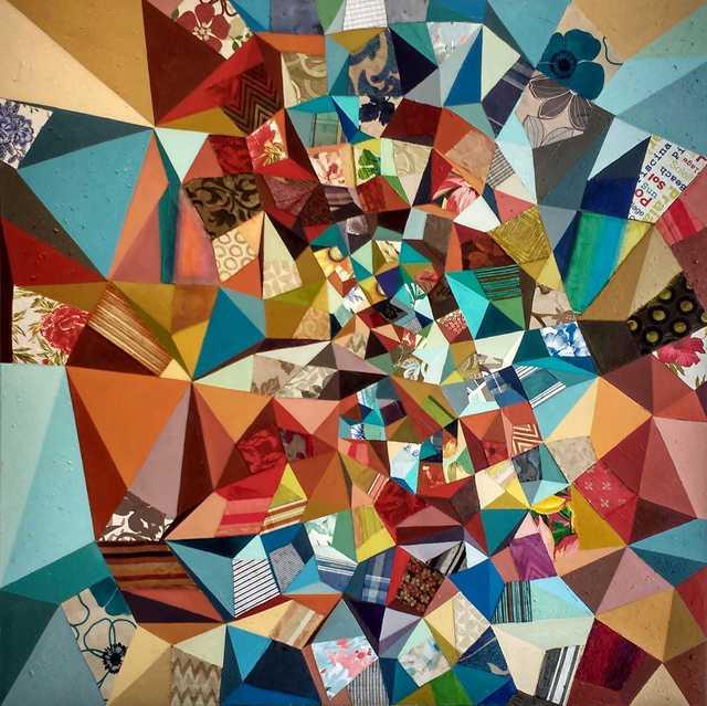, 'Retalhos da Vida,' , Inn Gallery