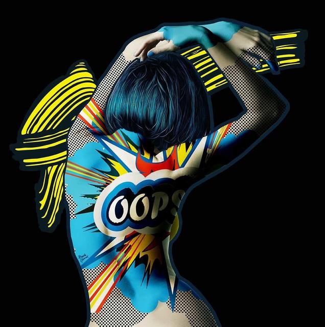 , 'Crazy Gaby,' 2012, Design by Jaler