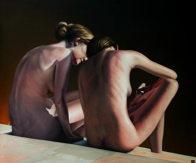 Robert Bielik, 'ON THE STAIRS', 2012, Bellart Gallery