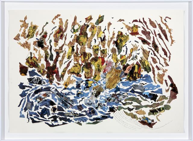 , 'Siren Song (Wheatfields),' 2018, Sulger Buel Gallery