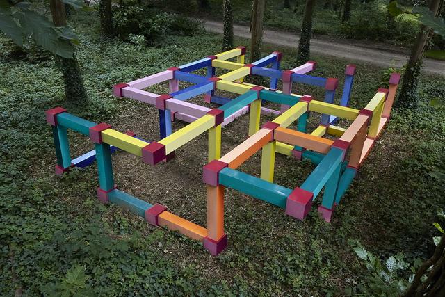 , 'A Sculpture of Thought 1-192,' 2016, Cass Sculpture Foundation