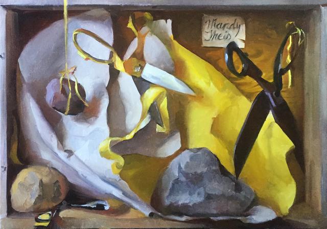 , 'Rock Paper Scissors,' 2017, Gallery 1261