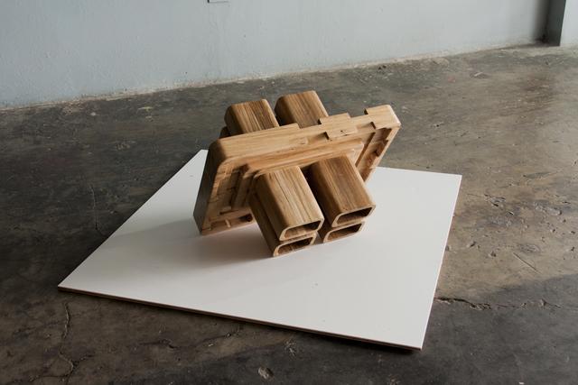 , 'Pedestal,' 2018, Proyecto NASAL