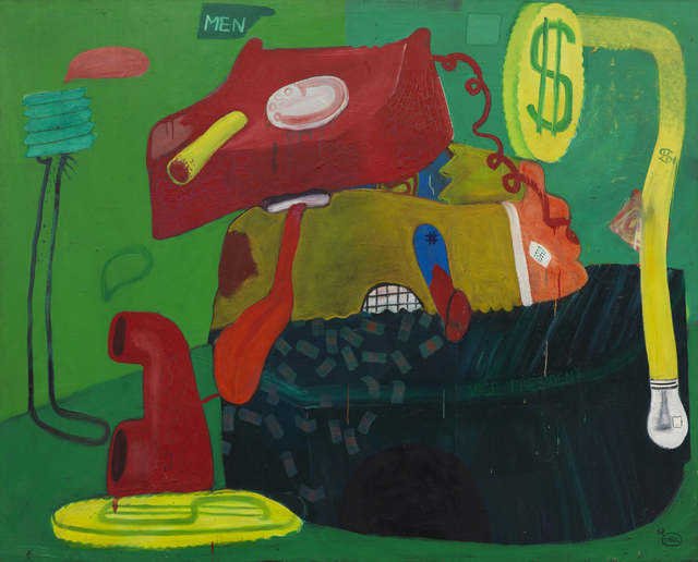 , 'Businessman 7,' 1963, Blondeau & Cie