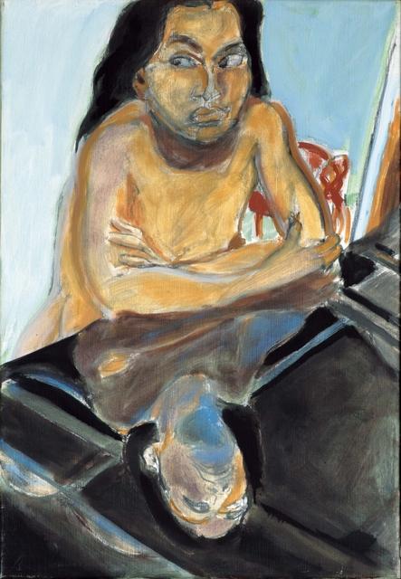 , 'Viola,' 1993, Galerie Utermann