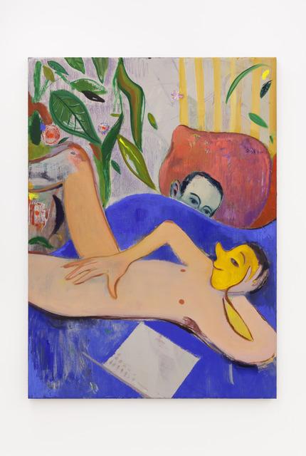 , 'Visitor,' 2014, Tanya Leighton