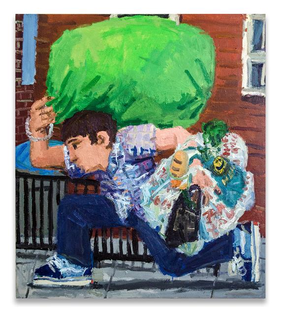 , 'Laundry Day,' 2016, Harper's Books