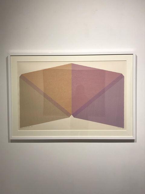 , 'Ruling Pen Series,' 1980, Mizuma, Kips & Wada Art