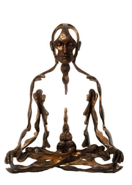 , 'Temple,' 2016, Albemarle Gallery | Pontone Gallery