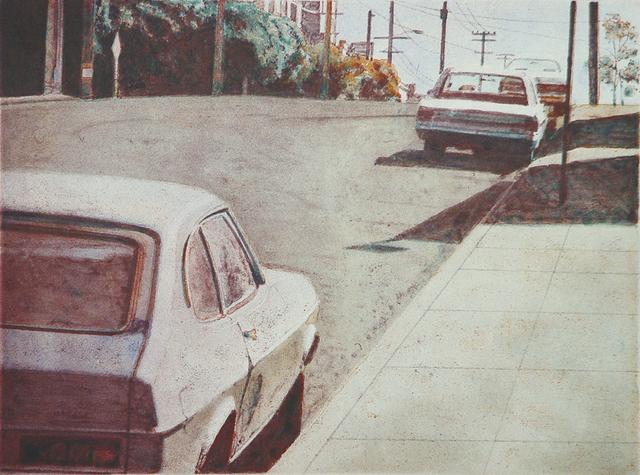 Robert Bechtle, '20th Street Capri', 2002, Crown Point Press