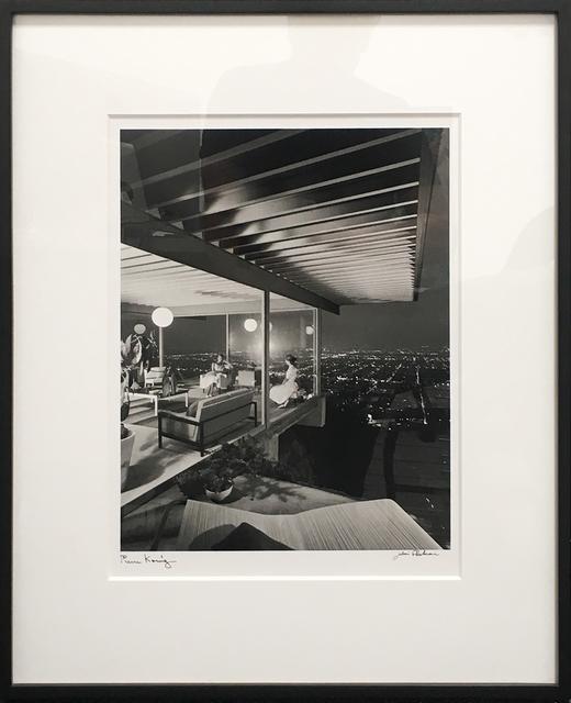 Julius Shulman, 'Case Study House #22 (Pierre Koenig, architect)', 1960, Craig Krull Gallery