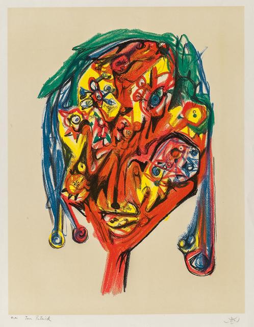 Roberto Matta, 'D'Yeux', 1979, Skinner