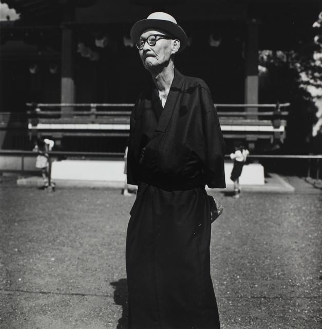 , 'Tokyo Asakusa Sanja Matsuri, May 16, 1976,' 1976, MIYAKO YOSHINAGA
