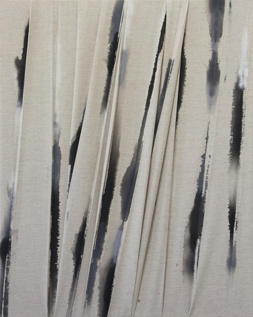 , 'Sans-Titre (accordéon #3),' 2013, Galerie Antoine Ertaskiran