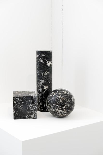 Saâdane Afif, 'Vice de forme (Port de Oro)', 2017, Galerie Mehdi Chouakri