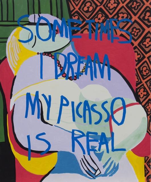 , 'Picasso Dreams,' 2018, One Arts Club