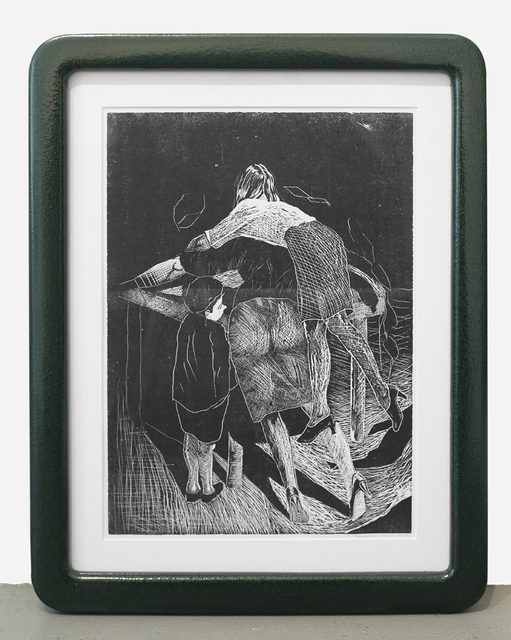 , 'untitled,' 2013, galerie burster