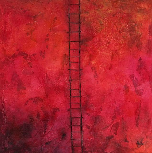 , 'Un Peldaño a la Vez (One step at a time),' 2015, Arte Berri