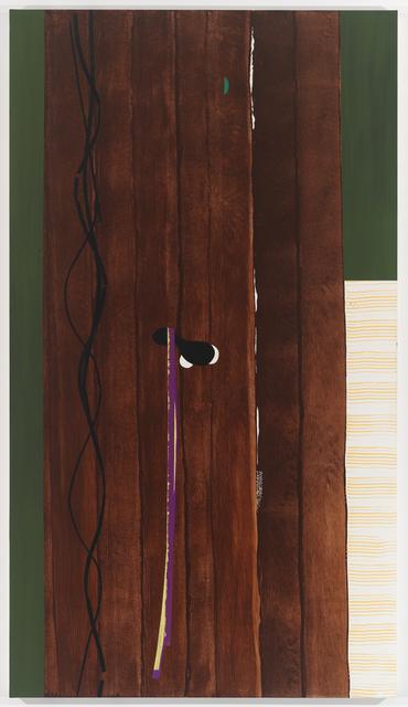 , 'El Calandes (D. Luis),' 2010, Galerie Lelong & Co.