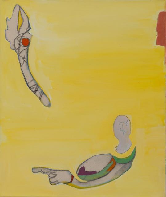 , 'Portrait of J. V.,' 2018, Charim Galerie