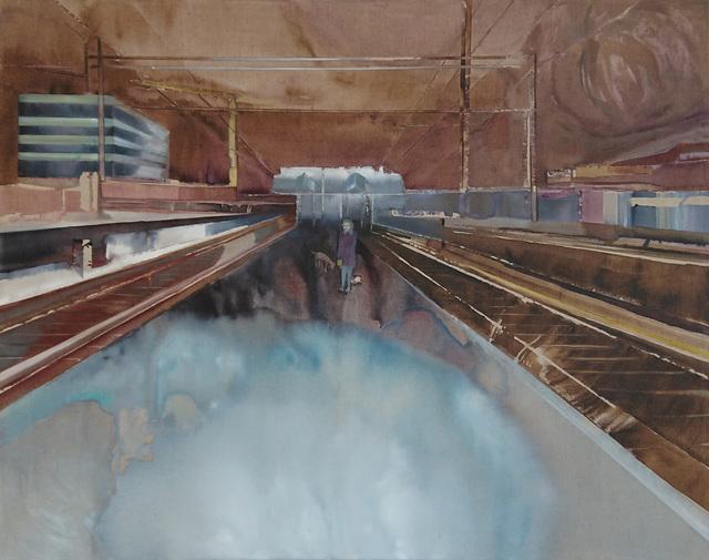 Helena Wyss-Scheffler, 'Wir haben Februar', 2018, Galerie SOON