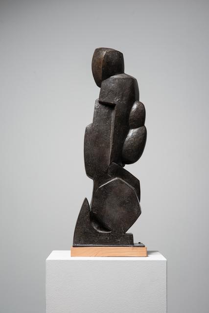 """, '""""Sculpture F059"""",' , Galerie Dutko"""