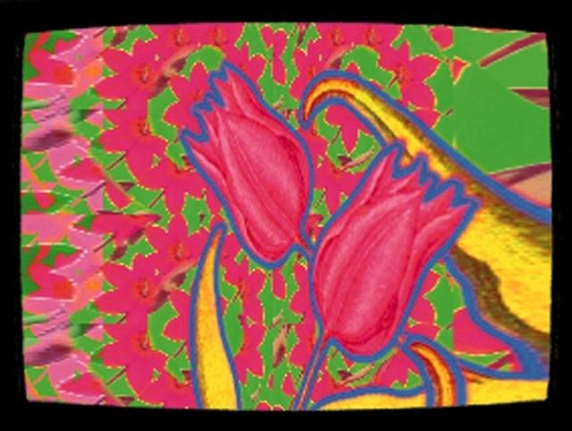 Nam June Paik, 'TV Tulips', 2000, Art Works Paris Seoul Gallery