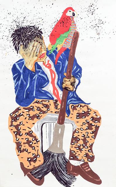 , 'Pauvre mais ... (version 2),' 2015, Magnin-A