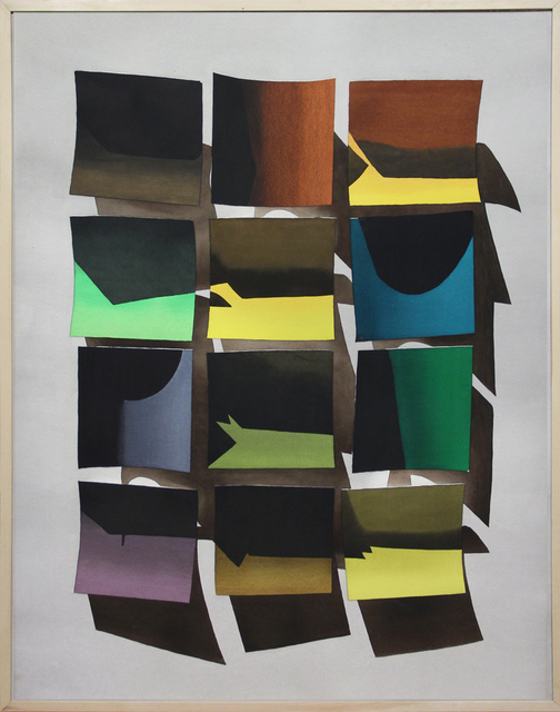 , 'Colour Samples #8,' 2016, Michael Gibson Gallery