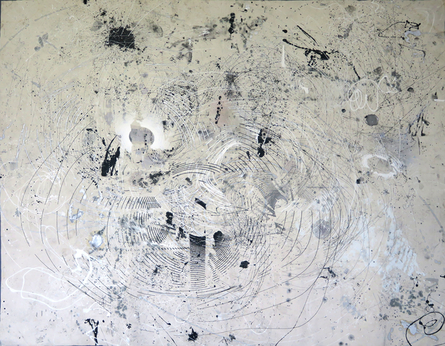 , 'The Path in Retrograde,' 2019, 99 Loop Gallery