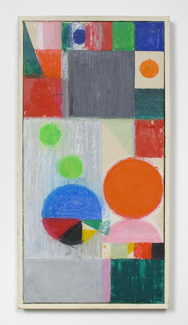, 'Space Compostion #1,' 1962, Inman Gallery