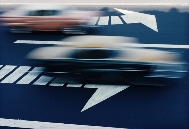 , 'TRAFFIC, NEW YORK,' 1963, Atlas Gallery