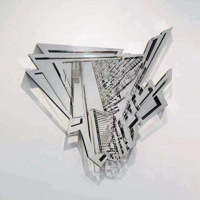 , 'Structural Reflections,' 2019, Matthew Liu Fine Arts