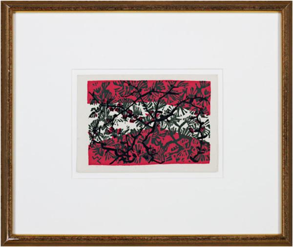 , 'Tamarack Pattern,' 1969, David Barnett Gallery