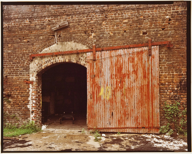 , 'Untitled (Door, Cotton Warehouse, Selma),' , David Lusk Gallery