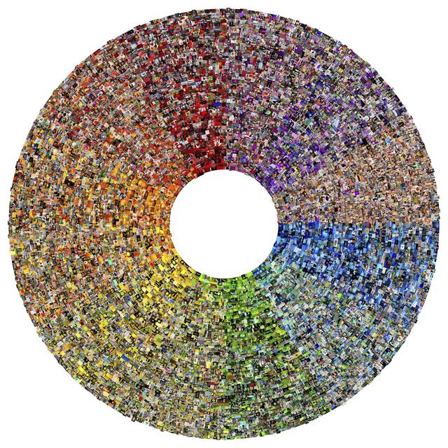 , ' Wheel,' 2012, Ronald Feldman Fine Arts