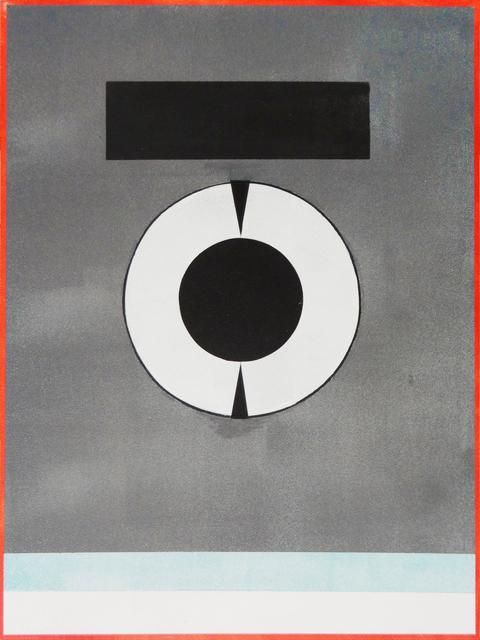 , 'Vanishing Center 6,' 2017, Fabien Castanier Gallery