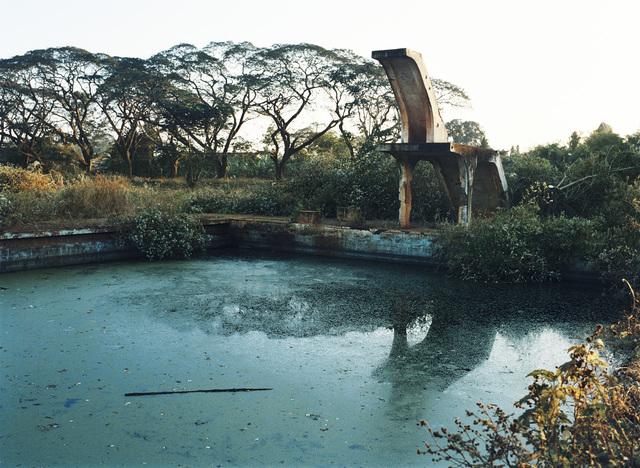 , 'Vestige de la piscine de Chup où j'ai été enlevée, Cambodge,' 2004/2005, Galerie Maeght
