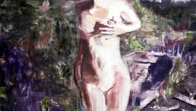 , 'Boat,' 2014, 532 Gallery Thomas Jaeckel