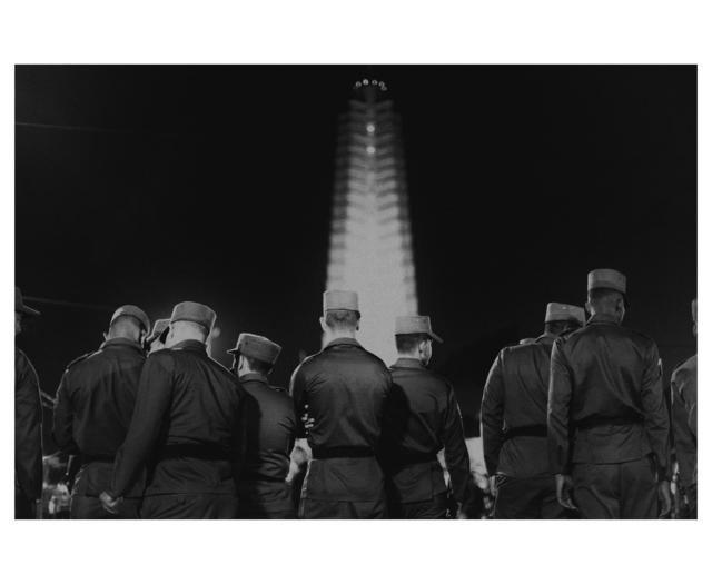 """, 'Funerales de Fidel Castro - From series: """"De la reforma a la contrareforma"""",' 2016, CIBRIÁN"""