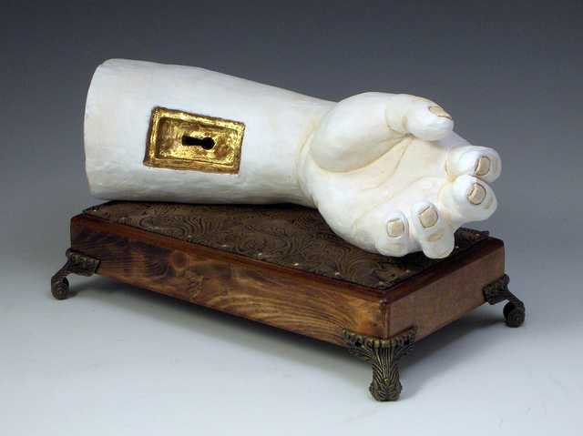 , 'Exhausted Relic,' 2010, Springfield Art Association